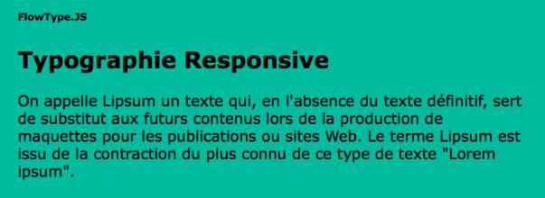responsive-font